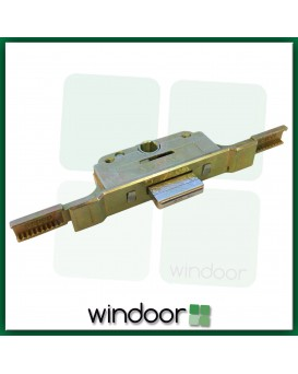 Saracen uPVC 05058 Window Gearbox 22mm Backset Lock - Security Teeth Type
