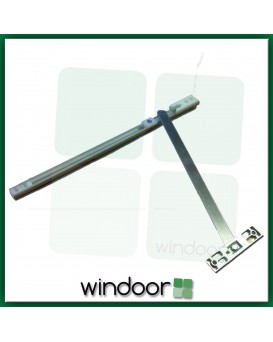 Adjustable 90 Degree Friction Door Restrictor – 335mm
