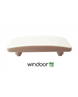 3mm Cockspur Window Handle Striker Plates / Wedges (pack of 5)